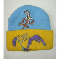 Шапка детская на 2-3 года Looney Tunes Оригинал Варнер Брос