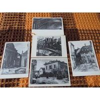 Швейцария, советские открытки