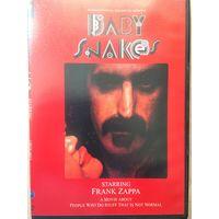 DVD FRANK ZAPPA baby snakes