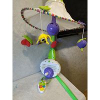Карусель. Электрическая карусель. Заводная игрушка. Развивающая игрушка.
