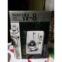 Немецкая цифровая фото-камера Voigtlander Virtus W-8 digital. Полный комплект. Торги!
