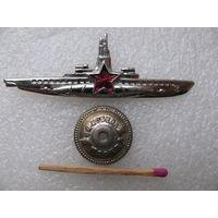 Знак. Командир подводной лодки. винт