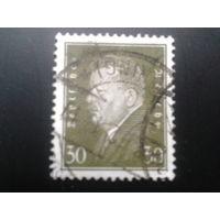 Германия 1928 Эберт 1-й рейхспрезидент