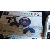 Dendy UFO A-5000, Игровая приставка из 90-х.