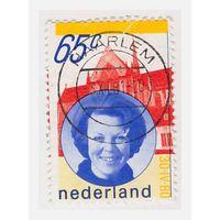 Голландия, день рождения королевы