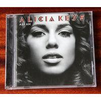 "Alicia Keys ""As I Am"" (Audio CD - 2007)"