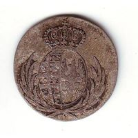 Польша, Герцогство Варшавское. 5 грош 1811 г.