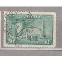 Строительство архитектура промышленность  Канада 1950 год  лот 5