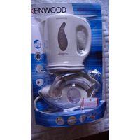 Набор KENWOOD. мини чайник и утюг. распродажа