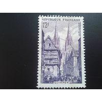 Франция 1954 кафедральный собор