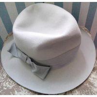 Шляпа женская Tonak из тонкого фетра