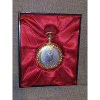 -2- Охотничьи часы с крышкой коллекционные карманные часы