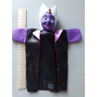 Кукла Ведьма (из сказки Русалочка), театральная, на руку
