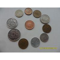 Набор монет лот 33 - РАСПРОДАЖА