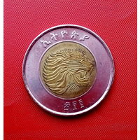 92-06 Эфиопия, 1 быр 2010 г.