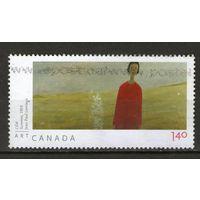Канада. Михель- 2222. Гашеная