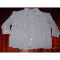 Рубашечка Marks&Spencer на 3 - 6 месяцев