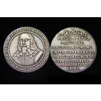 Талер 1634 года траурный, копия