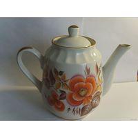 Чайник фарфоровый,Добруш