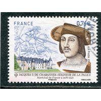 Франция. Жак II де Шабаннде Ла Палис, маршал Франции