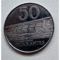 Парагвай 50 гуарани, 1988 6-2-25