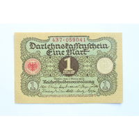 Германия (Берлин), 1 марка 1920 год.