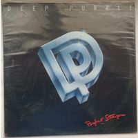 LP Deep Purple - Perfect Strangers (1984)