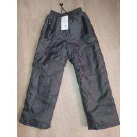Новые зимние штаны мембрана, на 134-140