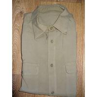 Рубашки офицерские (Советские)
