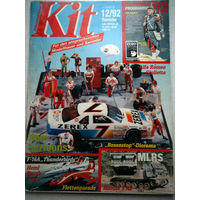 Журнал INTERNATIONAL KIT декабрь 1992
