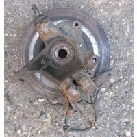 101228 Citroen C5 01-04 ступица передняя левая с торм диском