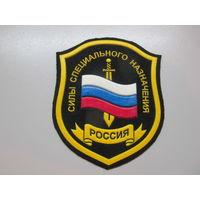 Шеврон силы специального назначения Россия
