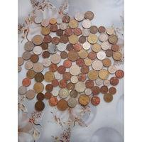 100 монет всего мира . 2