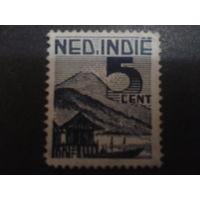 Нидерландская Индия 1946 Колония стандарт, лодка