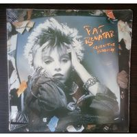 PAT BENATAR - Seven The Hard Way (CANADA LP 1985) ЗАПЕЧАТАН