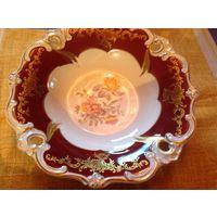 Шикарная тарелка-блюдо WEIMER 31см! Распродажа!