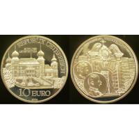 10 евро 2004 г Австрия