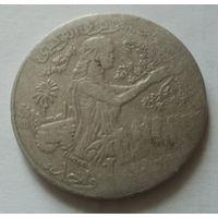 1 динар 1990 Тунис
