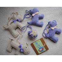 Игрушки для карусельки коврика шезлонга автокресла развивашки