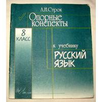 Правила русского языка с примерами в схемах и таблицах
