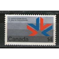 Канада. Михель- 685. Чистая.
