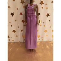 Платье для куклы Барби Barbie Purple Panic