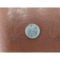 10 центов 1991 Бруней