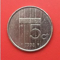 Нидерланды, 5 центов 1998 г. Распродажа!