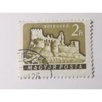 Венгрия 1961. Замки.