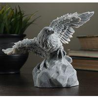 Орёл (статуэтка орла) мрамор, мраморная крошка