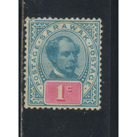 GB Саравак Кор 1899 Ч.Э.Брук Стандарт #34*