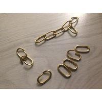 Для люстры крепеж подвес цепь (золотая цепь) металическая