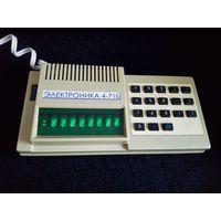 Редкие советские калькуляторы. Цена за два.