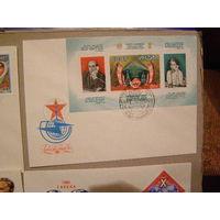 КПД СССР-Индия тропосферная связь Брежнев 1981 (С)